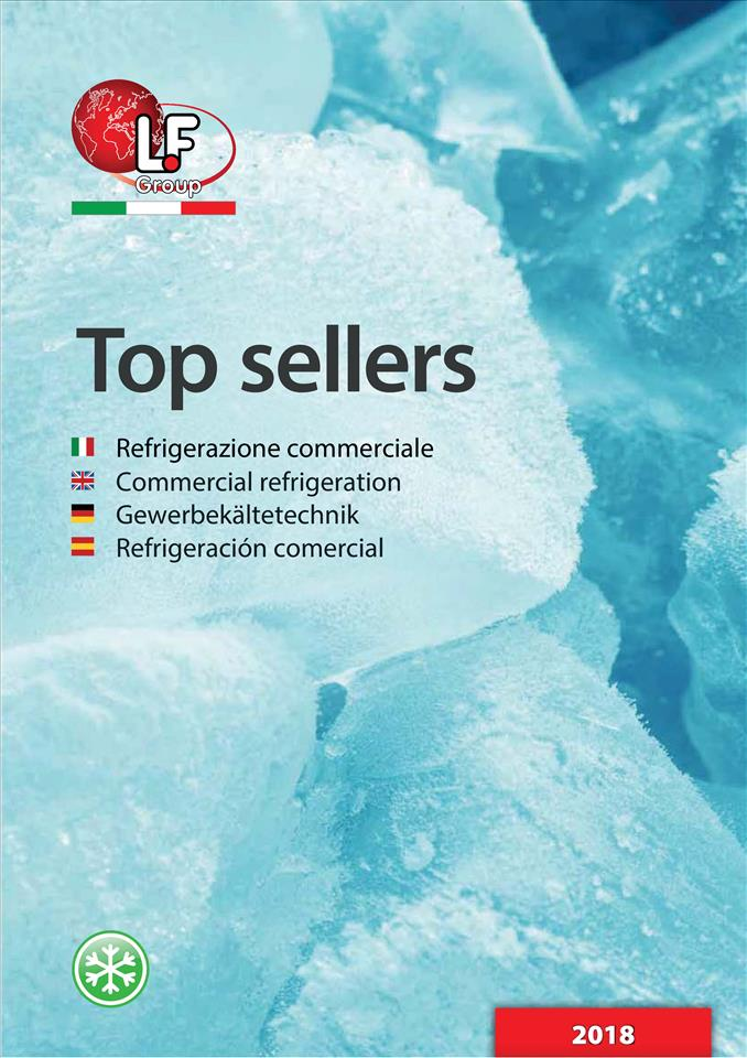 Refrigeration top sellers 2018