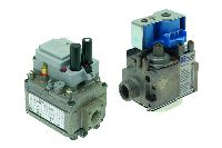 Electrical gas valves and accessories